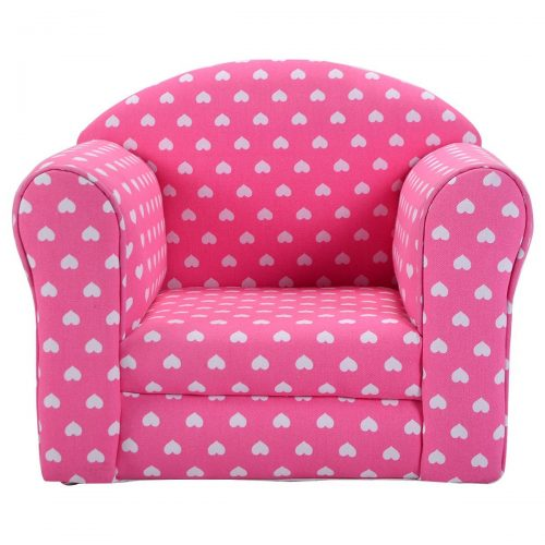 Costzon Kids Sofa Armrest Chair Couch Children Living Room Toddler Furniture (pink) - Toddler Chairs