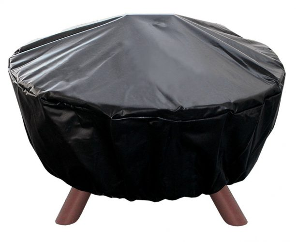 Landmann USA 29300 Big Sky Fire Pit Cover - fire pit covers
