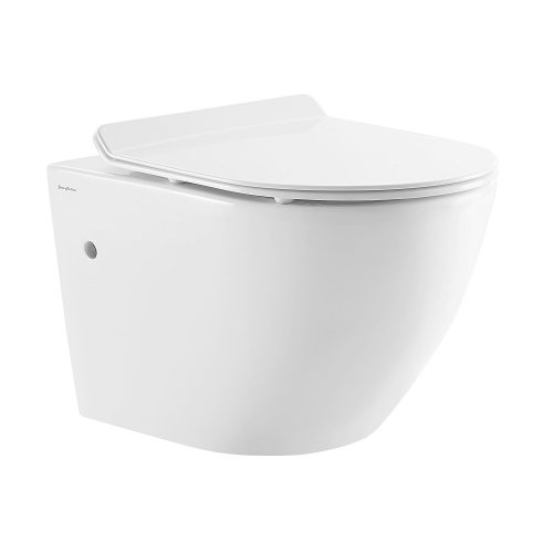 Swiss Madison SM-WT449 Sublime Wall Hung Toilet Bowl - Wall Mounted Toilet