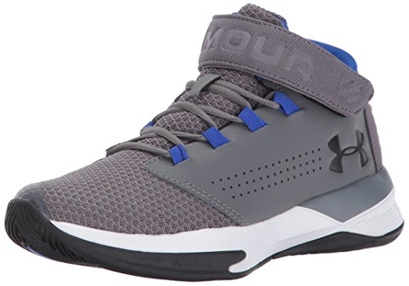 Under Armour Boys' Boys' Grade School Get B Z - Basketball Shoes for Kid