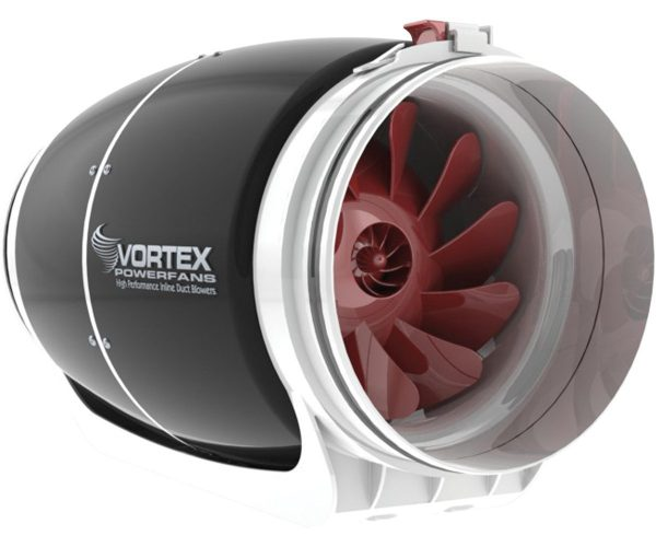 Vortex 711 CFM S-Line S-800 Fan - Whole House Fan