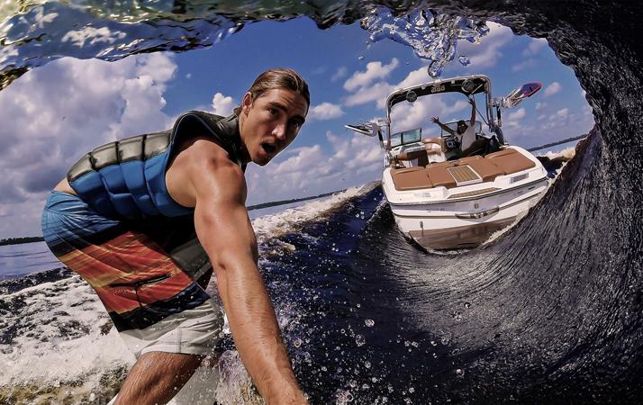 Waterproof Selfie Sticks For GoPro