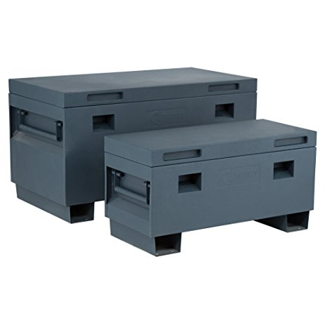 "TRINITY TXKPGR-0502 Job Site Box, 36"", Gray"