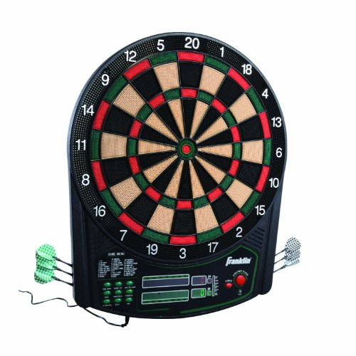 Franklin Sports FS6000 Electronic Dartboard - Electronic Dart Boards