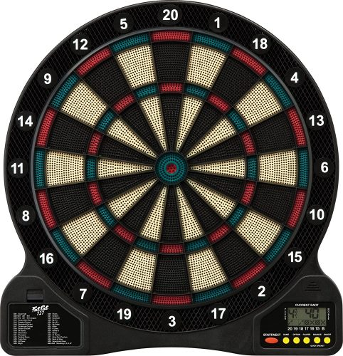 Fat Cat 727 Electronic Soft Tip Dartboard - Electronic Dart Boards