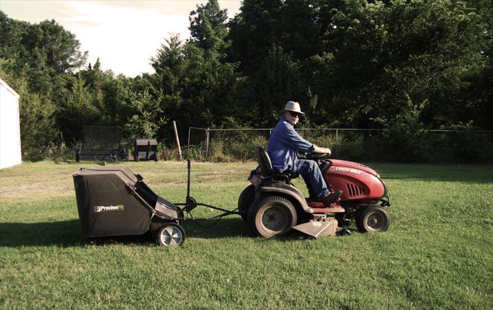 yard sweeper