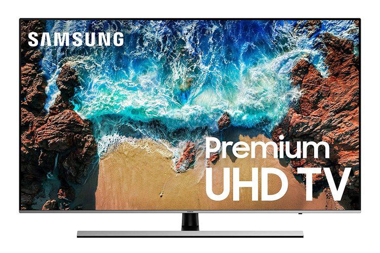 "Samsung 65NU8000 Flat 65"" 4K UHD 8 Series Smart TV 2019"