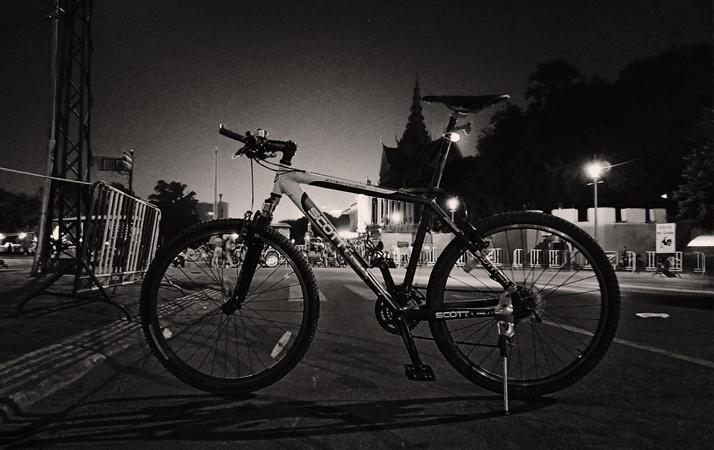 Bike Kickstand