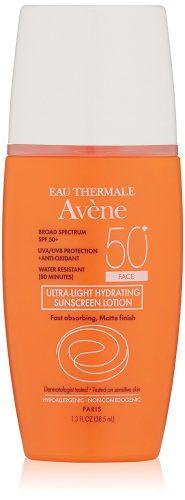 Eau Thermale Avène Sunscreen Lotion