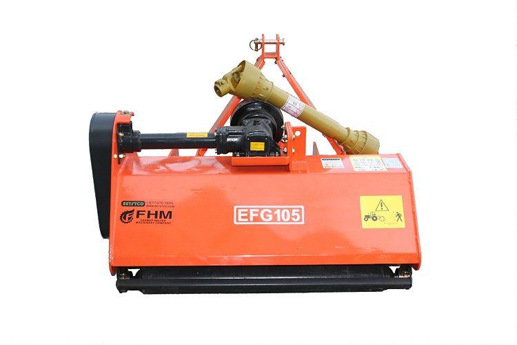 "Farmer Helper 41"" Field 3pt Flail Mower Cat.I 3pt 16HP+ Rating (FH-EF105)"