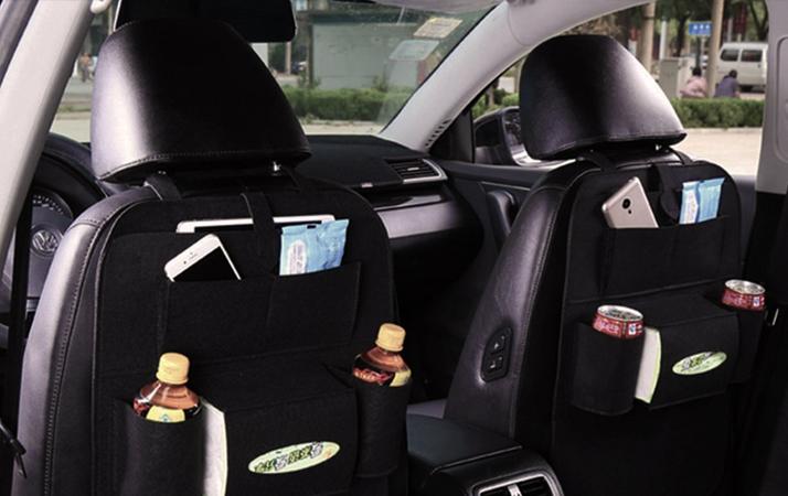 Car Back Seat Organizers