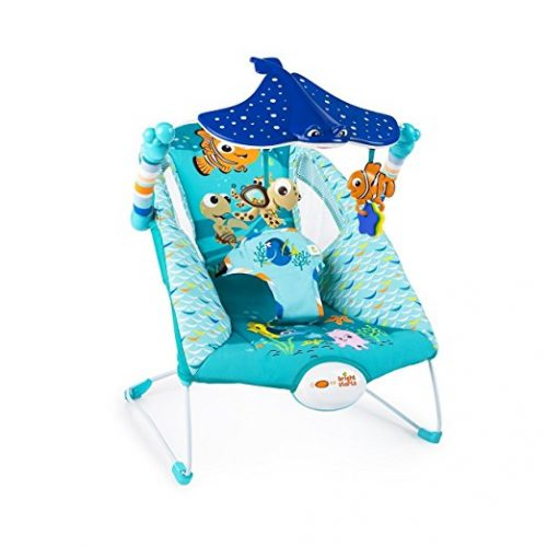 Disney Baby Finding Nemo See & Swim Bouncer - Baby Bouncer