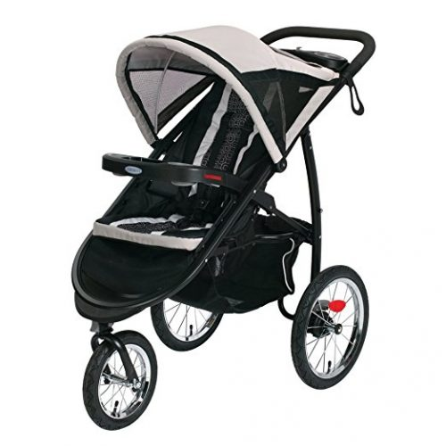 Graco Fastaction Fold Jogger - All-Terrain Strollers