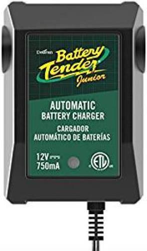 Battery Tender 021-0123 Battery Tender Junior 12V, 0.75A Battery Charger - Battery Tenders