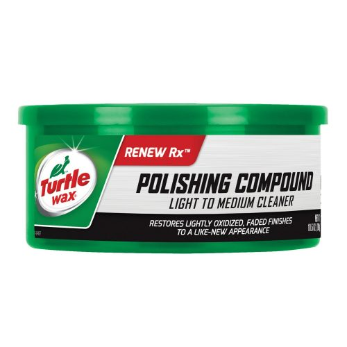 Turtle Wax T-241A Polishing Compound & Scratch Remover - 10.5 oz.- Owing car scratch removers