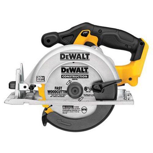 DEWALT DCS391B 20-Volt MAX Li-Ion Circular Saw, Tool Only - circular saw