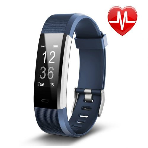 Lets fit Fitness Tracker - heart rate monitor watches