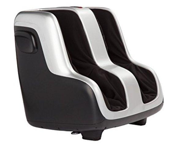 """Reflex-4"" Foot & Calf Shiatsu Massager with Patented Figure-8 Technology - Foot Massagers"