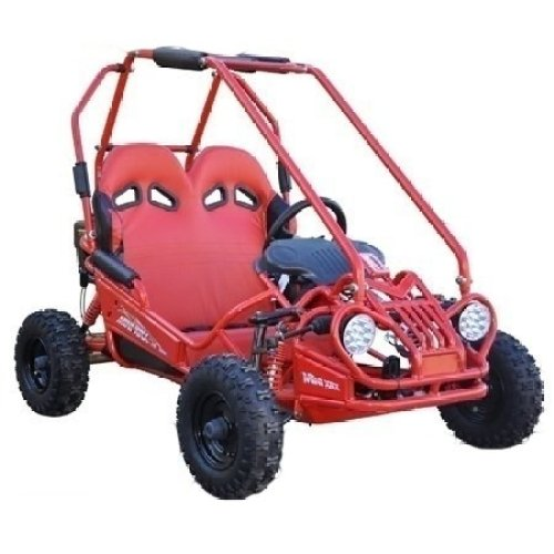 TrailMaster MINI XRX Kart Red - Off Road Go Karts