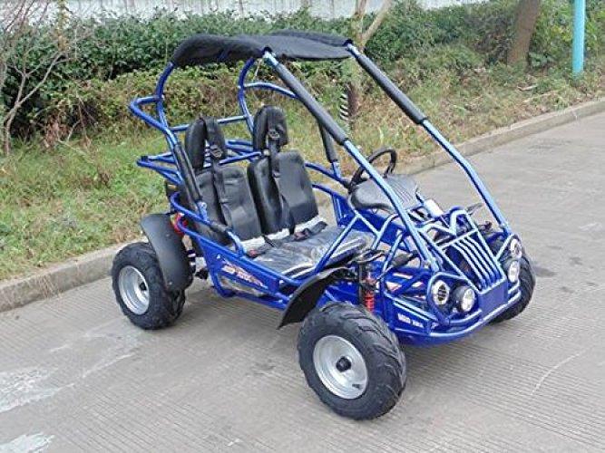 TRAILMASTER XRX MID-SIZE 200cc KIDS GO KART- RED - Off Road Go Karts
