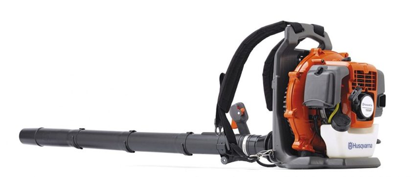 Husqvarna 965102208 130BT Backpack Blower, 29.5cc - Cordless Backpack Blowers