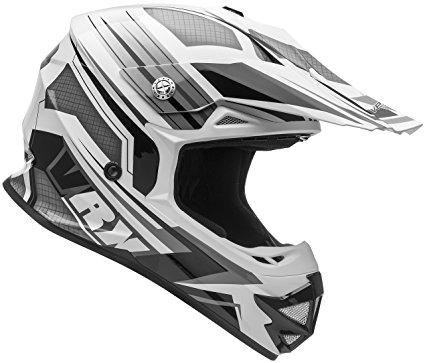 Vega Helmets VRX Advanced Dirt Bike Helmet – Off-Road Full Face Helmet for Motocross ATV MX Enduro Quad Sport,