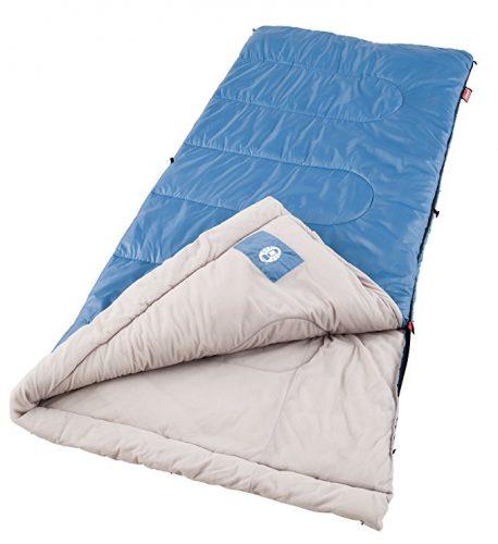 """Coleman Sunridge 40-60 Degree Sleeping Bag"" - Sleeping Bags"