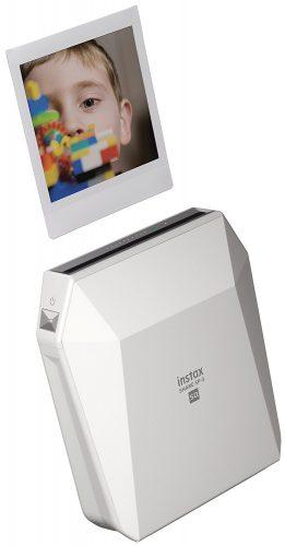 Fujifilm Instax SP-3 Mobile Printer – White Portable Photo Printers