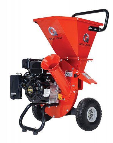 Great Circle Machinery Wood Chipper Shredder - wood chippers