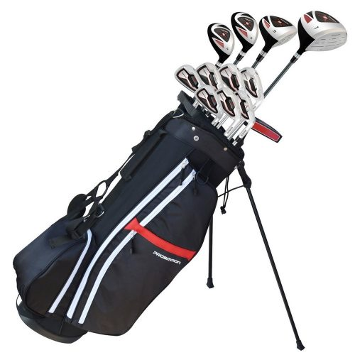 PROSiMMON Golf X9 V2 Golf Club Set & Bag