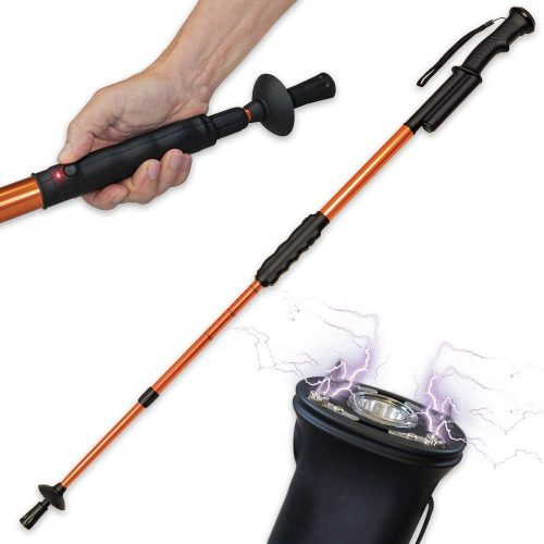 PS Products FBA PSZAPHS Hike N Strike Stun Gun [Black]