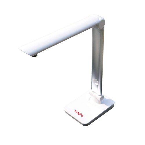 Longjoy Digital Portable Overhead USB Document Camera LV-1 series LV-1010 (White)