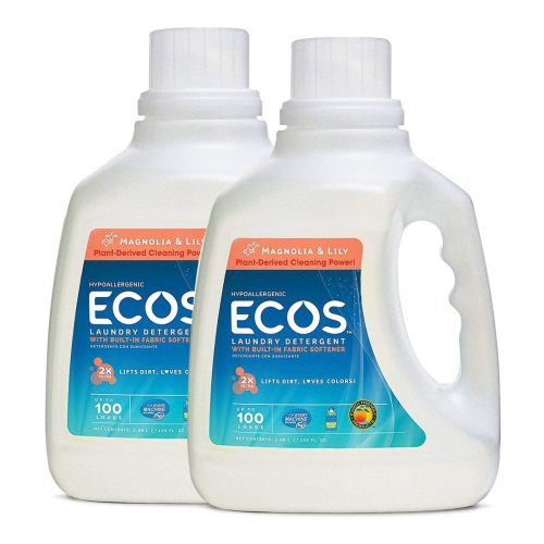 Earth Friendly Products ECOs 2x Liquid Laundry Detergents