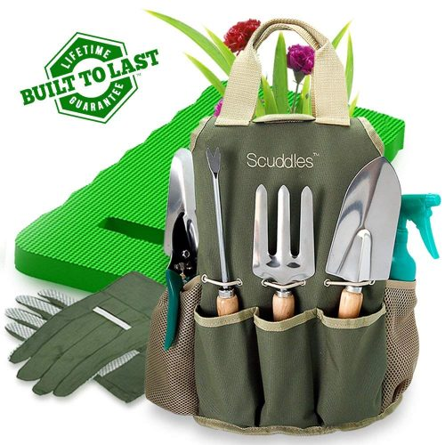 Scuddles Garden Tools Sest - 8 Piece