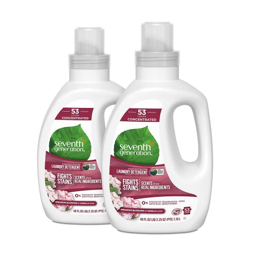 Seven Generation Concentrated Laundry Detergent 2 Pack