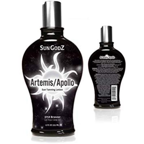 Indoor Tanning Lotion with Bronzer for Indoor Tanning Beds - Dark Tan Accelerator and Pro Tan Lotion Uses the Best Bronzer & is the Luxury Sunless Tanning Lotion for Skin Tanning – Highest Quality - Tanning Bed Lotions