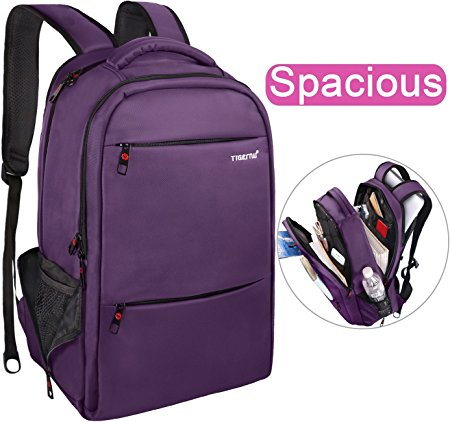 LAPACKER 15.6-17.3 inch Water Resistant Business Computer Backpacks for  Women Mens Laptop Travel Bag 00770b1683