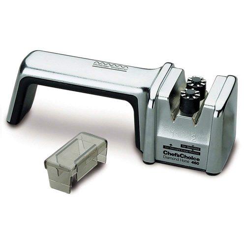 Edgecraft 460 Multi-Edge Diamond Hone Knife Sharpener - Scissor Sharpeners