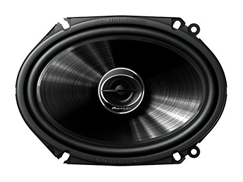 """Pioneer TS-G6845R 6""""x8"""" G-Series 2-Way Speaker with 250W Max Power"""