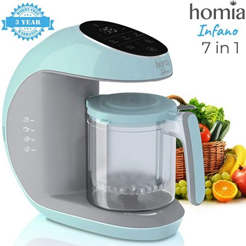 Baby Food Maker Chopper Grinder - Baby Food Makers