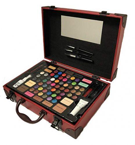 BR Carry All Trunk Professional Makeup Kit - Professional Makeup Kits
