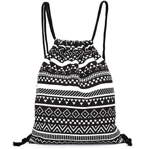 DANUC Gym Sack Bag Drawstring Backpack Sport Bag for Men & Women School Travel Backpack - Drawstring Bags