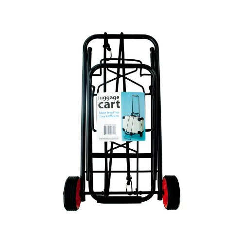Kole Imports Folding Luggage Cart - Luggage carts