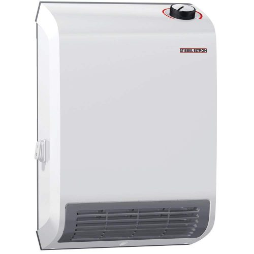 Stiebel Eltron 236304 CK Trend Wall-Mounted Electric Fan Heater, 1500W, 120V - wall mounted electric heaters