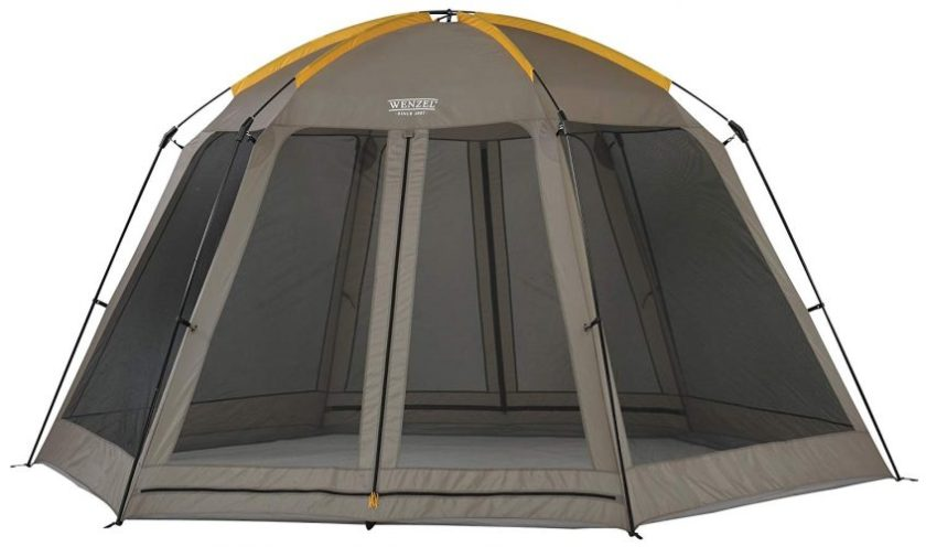 Wenzel Biscayne Screeh House - camping screen house
