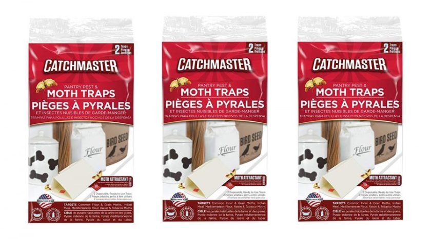 Catchmaster 812sd Pantry Moth Traps