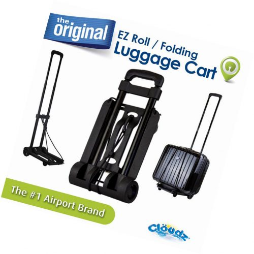Cloudz EZ Roll Luggage Cart - Luggage carts