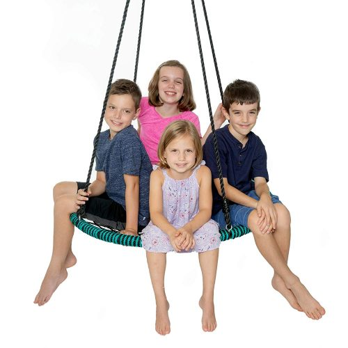 Play Platoon Tree Swing - Fully Assembled, Easy to Install - Tree Swings