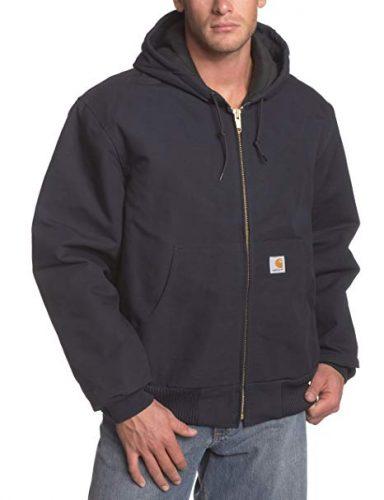 Carhartt Men's Duck Active Jacket - utility jackets for men
