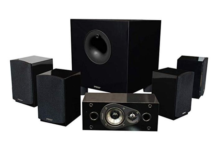 Energy 5.1 Take Classic Home Theater System - 5.1 Channel Speakers